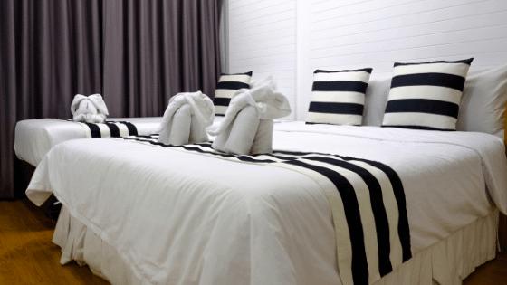 מיטה מוצעת